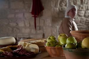 Panforte nella cucina medievale